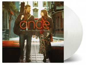Once - Music From the Motion Picture (Ltd. Ed. 180G Clear Vinyl) - Blind Tiger Record Club
