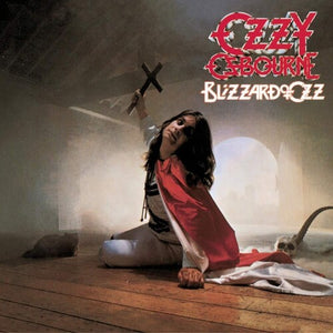 Ozzy Osbourne - Blizzard of Ozz (Ltd. Ed. Silver w/ Red Swirl Vinyl)