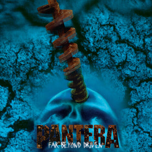Pantera - Far Beyond Driven (Blue Vinyl)