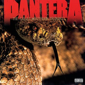 Pantera - Great Southern Trendkill (Orange Vinyl)