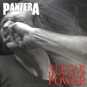 Pantera - Vulgar Display of Power (Black/Gray Vinyl)