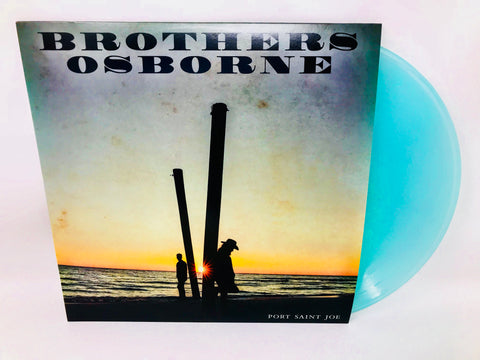 Brothers Osborne - Port Saint Joe (Sea Glass Vinyl)