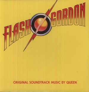 Queen - Flash Gordon - Blind Tiger Record Club