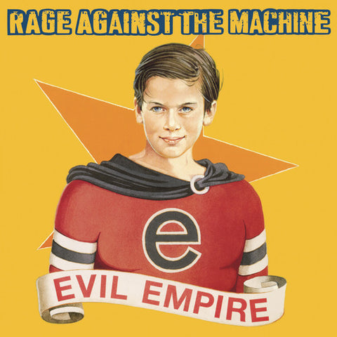 Rage Against the Machine - Evil Empire (180g)