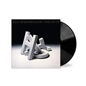 REO Speedwagon - The Hits (150G Black Vinyl) - Blind Tiger Record Club