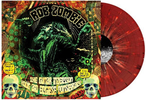 Rob Zombie - The Lunar Injection Kool Aid Eclipse Conspiracy (Ltd. Ed. Red w/ Black & White Splatter Vinyl) - Blind Tiger Record Club