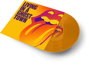 The Rolling Stones - Living In A Ghost Town (Ltd. Ed. Orange Vinyl)
