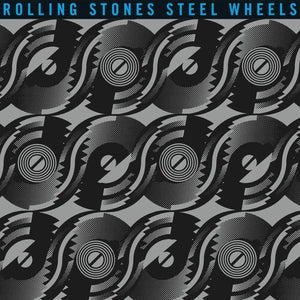 The Rolling Stones - Steel Wheels (Ltd. Ed. 180G) - Blind Tiger Record Club