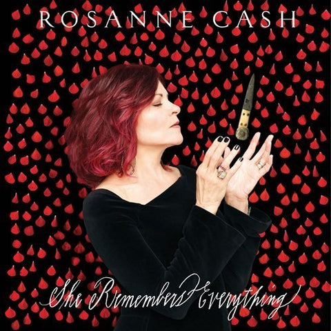 Rosanne Cash - She Remembers Everything (Ltd. Ed. Pink Vinyl) - Blind Tiger Record Club