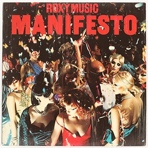 Roxy Music - Manifesto (Ltd. Ed. 180G)