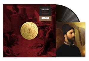 Ruston Kelly - Shape & Destroy (Ltd. Ed.) - MEMBER EXCLUSIVE - Blind Tiger Record Club
