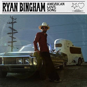 Ryan Bingham - American Love Song (Autographed) - Blind Tiger Record Club