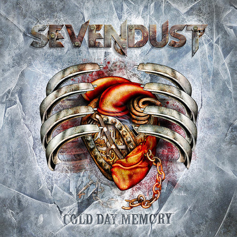 Sevendust - Cold Day Memory (Ltd. Ed. Blue Splatter)