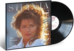 Shania Twain - The Woman In Me - Blind Tiger Record Club