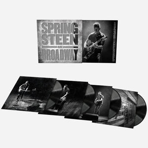 Bruce Springsteen - Springsteen On Broadway (150G, 4XLP) - Blind Tiger Record Club