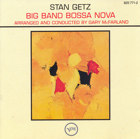 Stan Getz - Big Band Bossa Nova (180g)
