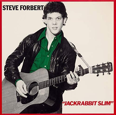 Steve Forbert - Jackrabbit Slim (Ltd. Ed. 180G Red Vinyl) - Blind Tiger Record Club