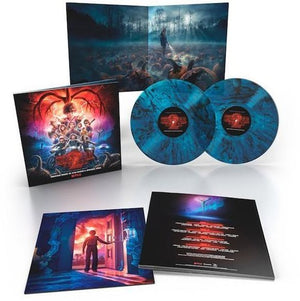 Stranger Things: Soundtrack Season Two (Ltd. Ed. 2XLP, Blue) - Blind Tiger Record Club