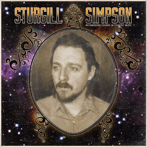 Sturgill Simpson - Metamodern Sounds in Country Music - Blind Tiger Record Club