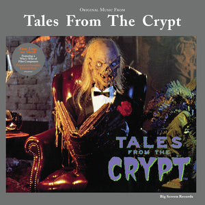 Tales From the Crypt - Original Music From (Ltd. Ed. Pumpkin-colored Vinyl) - Blind Tiger Record Club