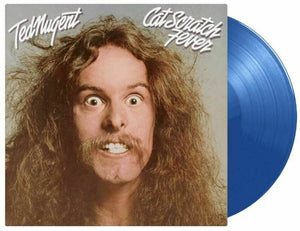 Ted Nugent - Cat Scratch Fever (Ltd. Ed. 180G Blue Vinyl) - Blind Tiger Record Club