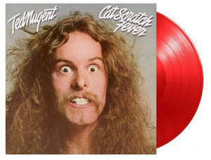 Ted Nugent - Cat Scratch Fever (Ltd. Ed. 180G Red Vinyl) - Blind Tiger Record Club