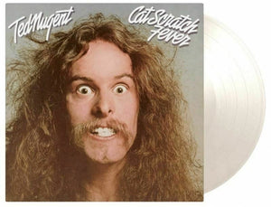 Ted Nugent - Cat Scratch Fever (Ltd. Ed. 180G White Vinyl) - Blind Tiger Record Club