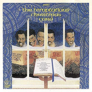 The Temptations - Christmas Card - Blind Tiger Record Club