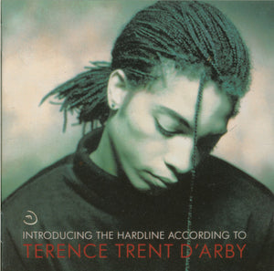 Terence Trent D'Arby - Introducing The Hardline According to Terence Trent D'Arby - Blind Tiger Record Club