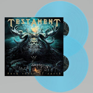 Testament - Dark Roots of Earth (Ltd. Ed. Electric Blue 2XLP)