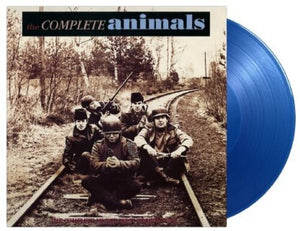 The Animals - Complete Animals (Ltd. Ed. 180G Transparent Blue 3XLP) - Blind Tiger Record Club