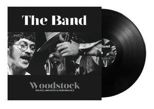 The Band - Woodstock (Ltd. Ed. 140G) - Blind Tiger Record Club