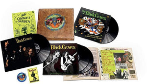 The Black Crowes Shake Your Money Maker Deluxe Collectors Series - Blind Tiger Record Club