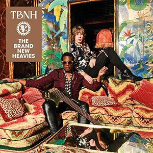 The Brand New Heavies - Tbnh - Blind Tiger Record Club
