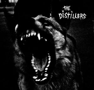 The Distillers - The Distillers (Ltd. Ed. Clear w/ Green Purple Black Splatter Vinyl) - Blind Tiger Record Club