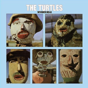 The Turtles - Wooden Head (2XLP) - Blind Tiger Record Club