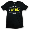 BTRC Lightning Shirt (Black) - Blind Tiger Record Club