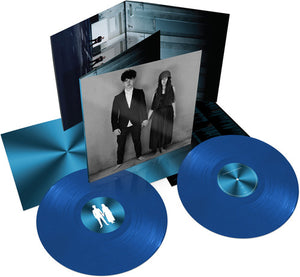 U2 - Songs of Experience (Ltd. Ed. Translucent Blue Vinyl) - Blind Tiger Record Club