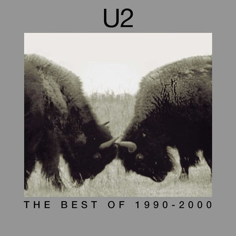 U2 - The Best Of 1990-2000 (180g, 2xLP) - Blind Tiger Record Club