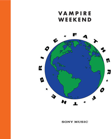 Vampire Weekend - Father Of The Bride (Ltd. Ed. 140G 2XLP)