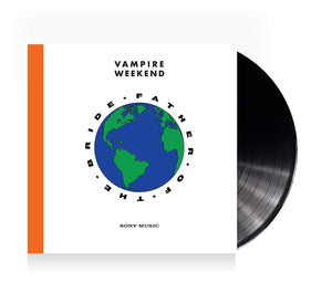 Vampire Weekend - Father Of The Bride (Ltd. Ed. 140G 2XLP) - Blind Tiger Record Club