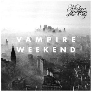 Vampire Weekend - Modern Vampires of the City - Blind Tiger Record Club