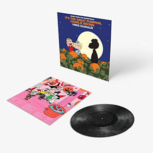 Vince Guaraldi - It's the Great Pumpkin, Charlie Brown (Music From the Soundtrack) - Blind Tiger Record Club