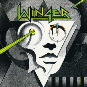 Winger - Winger (Ltd. Ed. 180G Clear Vinyl) - Blind Tiger Record Club
