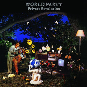 World Party - Private Revolution (Ltd. Ed. 180G) - Blind Tiger Record Club
