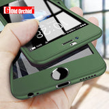 360 Full Cover Phone Case For iPhone X