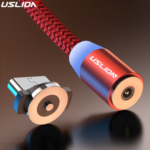 USLION 3M Magnetic Micro USB Cable