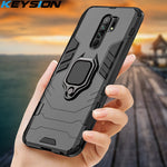 KEYSION Shockproof Case For Redmi 9