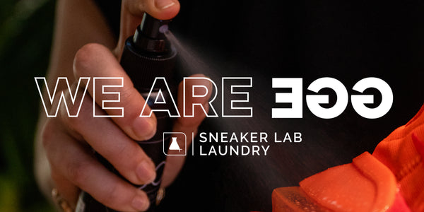 Sneaker LAB Sneaker Laundry at EGG
