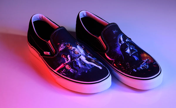Vans Slip-On Star Wars (A New Hope)
